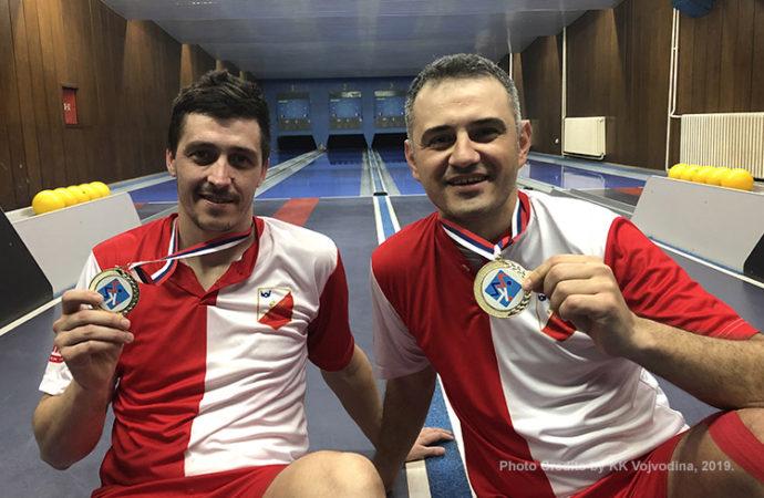 Kresović Zdravko i Gajin Dragan prvaci Srbije u tandemu (VIDEO)