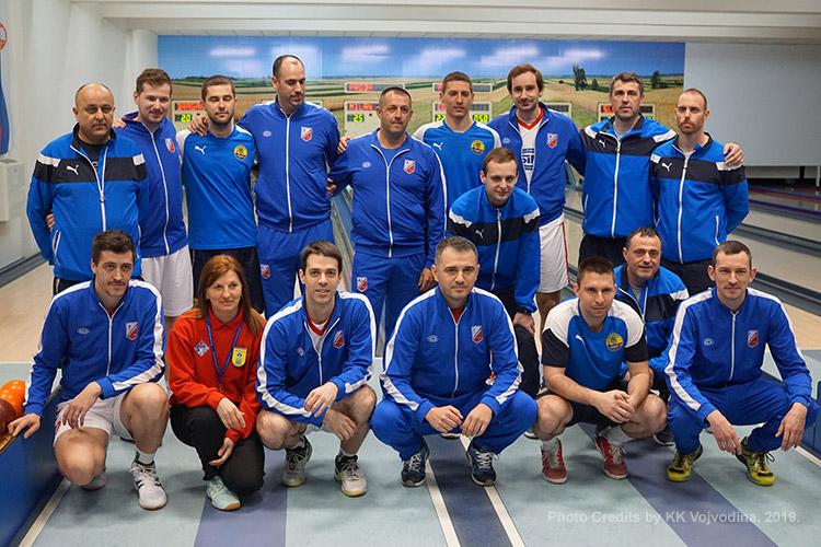 KK Beograd preko borbene Vojvodine do polufinala kupa Srbije!