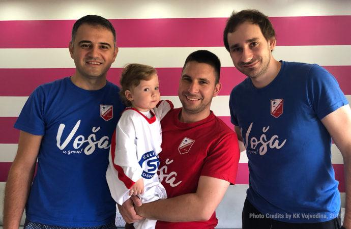 BOMBA prelaznog roka, Čongor Baranj je novi igrač Vojvodine!