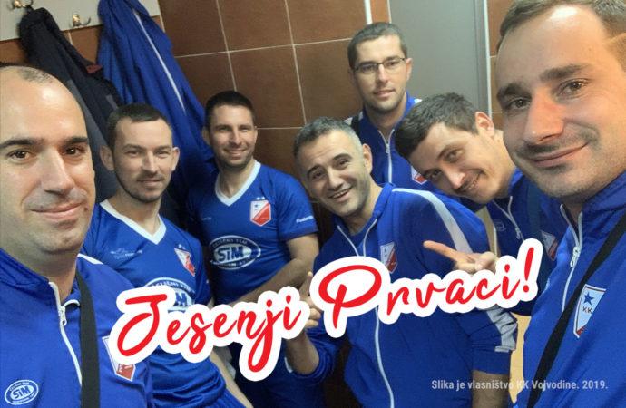 Vojvodina donela Novom Sadu titulu jesenjeg prvaka Super lige u kuglanju!