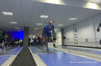 Reloti bronza na pojedinačnom prvenstvu Vojvodine