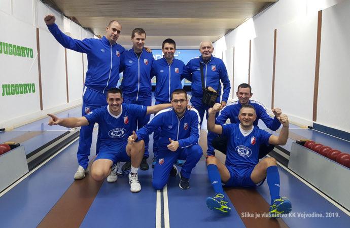 Vojvodina do ekipnog rekorda kluba preko Banjice i Beograda, Baranj brojao do 700!
