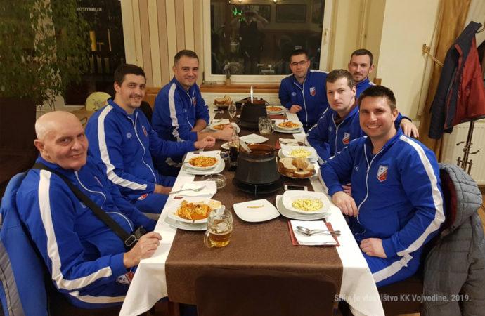 Vojvodina preko Apatina do desete prvenstvene pobede nakon dvanaest kola!