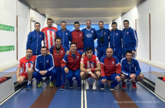 Borbena Crvena Zvezda iznenadila Vojvodinu i nanela joj treći prvenstveni poraz