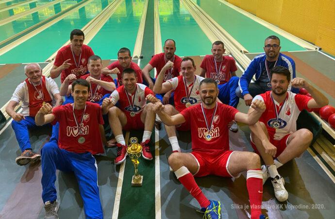 Vojvodina je Novom Sadu darovala titulu prvaka Superlige za sezonu 2019/20