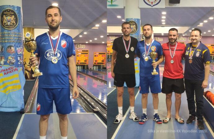 Slobodan Simonović je novi/stari pojedinačni prvak Srbije!