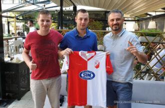 Nemanja Todorović je novi igrač Vojvodine!