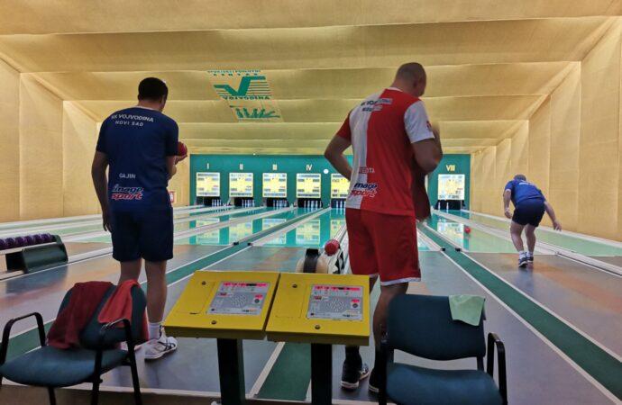 Gajin Dragan prvak zone Novi Sad, Relota vicešampion